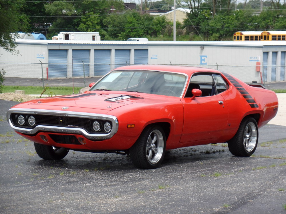 1972 Plymouth Road Runner -ORIGINAL RM CODE HEMI ORANGE-PRICED TO SELL-SEE VIDEO Stock # 142JC ...