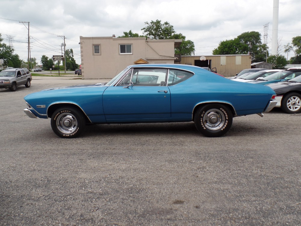 Used 1968 Chevrolet Chevelle SS396 TRIBUTE-NICE SOLID RUST FREE FROM GEORGIA-SEE VIDEO | Mundelein, IL