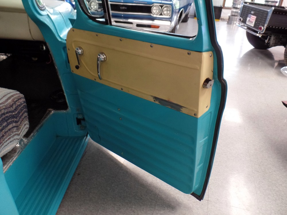 Used 1956 Chevrolet Apache FEATURED IN A MAGAZINE-AIR RIDE/NEW AC-PATINA RAT ROD-SEE NEW VIDEO | Mundelein, IL