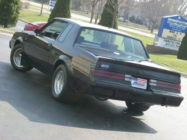Used 1987 Buick Grand National Sale Pending-BUILT BY ANS PERFORMANCE!!SEE VIDEO | Mundelein, IL