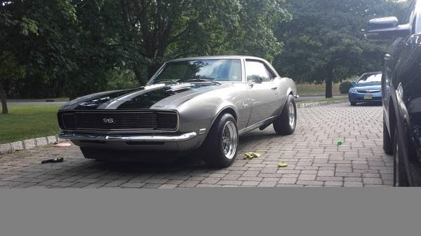 Used 1968 Chevrolet Camaro SUPER SHARP SS WITH LOTS OF $$$ SPENT | Mundelein, IL