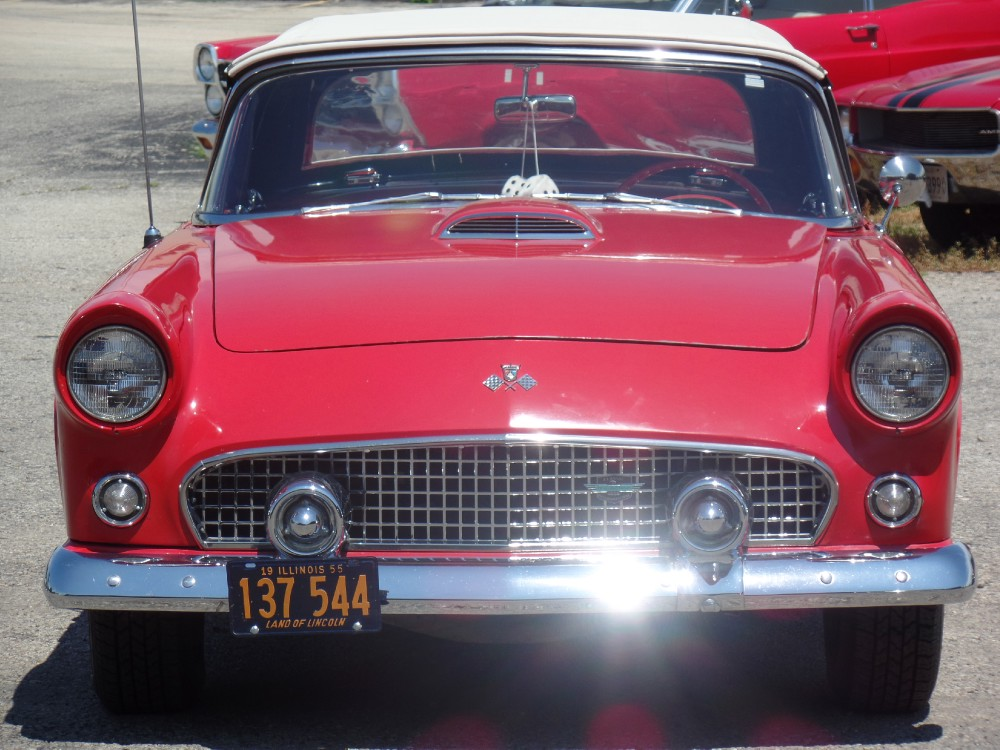 Used 1955 Ford Thunderbird NICE CONDITION T BIRD WITH WORKING AC PRICED TO SELL