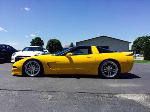 Used 2001 Chevrolet Corvette SUPER SHARP C5 WITH 20K IN EXTRAS! | Mundelein, IL
