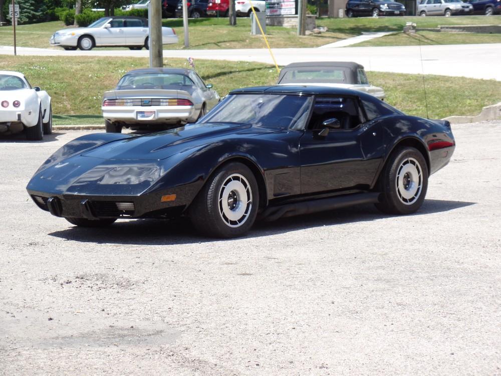 Used 1976 Chevrolet Corvette RELIABLE 4 SPEED DRIVER VETTE-SEE VIDEO | Mundelein, IL