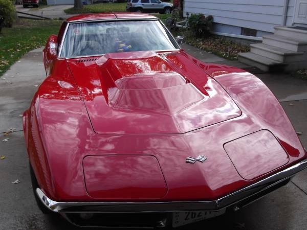 Used 1968 Chevrolet Corvette 15TH ANNIVERSARY CORVETTE | Mundelein, IL