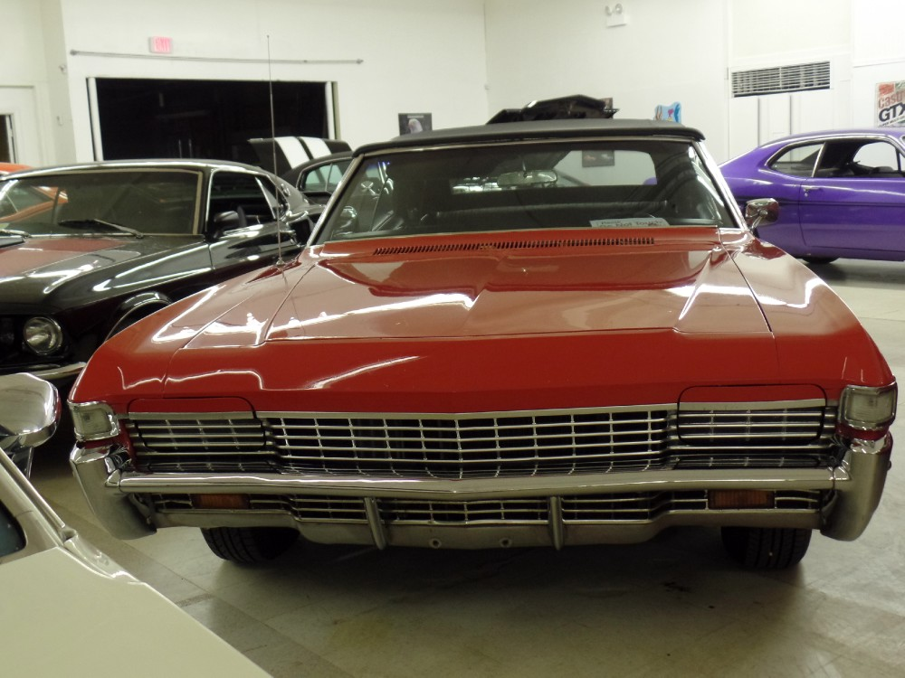 Used 1968 Chevrolet Impala 11.89 SECOND CONVERTIBLE | Mundelein, IL