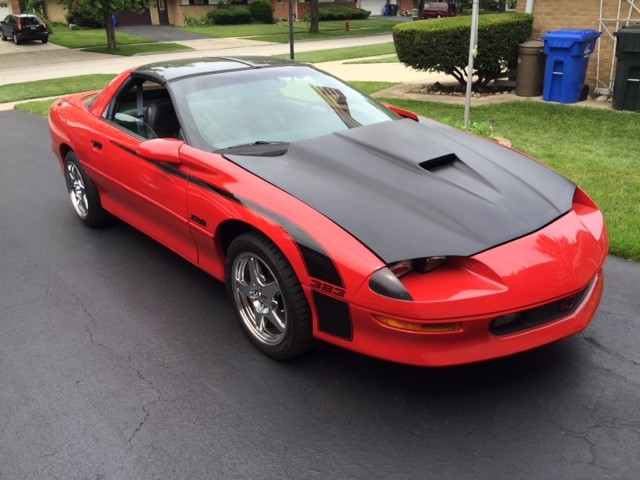 Used 1996 Chevrolet Camaro Z28-FAST STREET LEGAL CAR-HOLD ON FOLKS! | Mundelein, IL