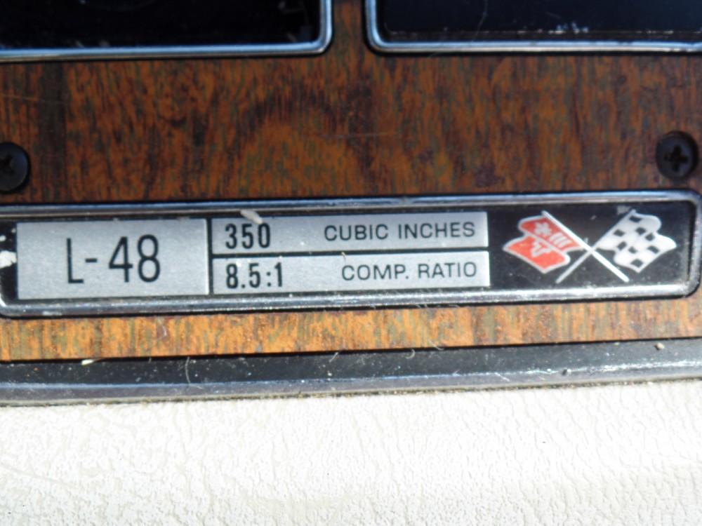 Used 1976 CHEVROLET CORVETTE STINGRAY COUPE | Mundelein, IL
