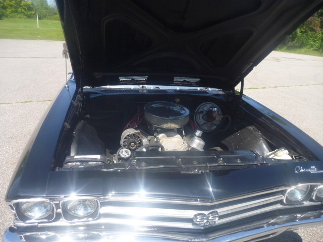 Used 1969 Chevrolet Chevelle SS-BACK IN BLACK- | Mundelein, IL