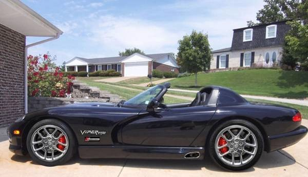 Used 1996 Dodge Viper 'Roe Twin-Screw Supercharged' | Mundelein, IL