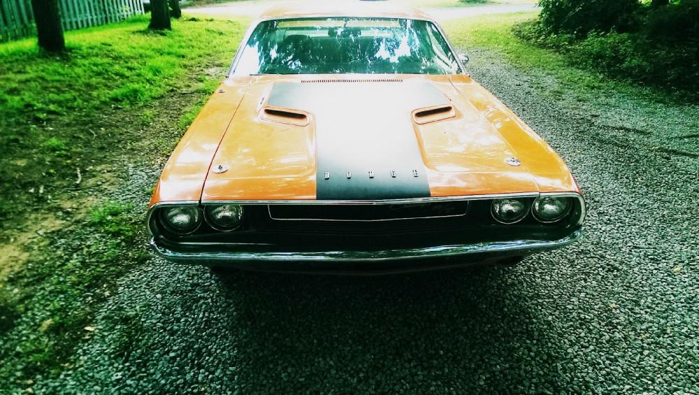 Used 1970 Dodge Challenger REAL R/T HARD TOP 2 DOOR-HEMI ORANGE   Mundelein, IL