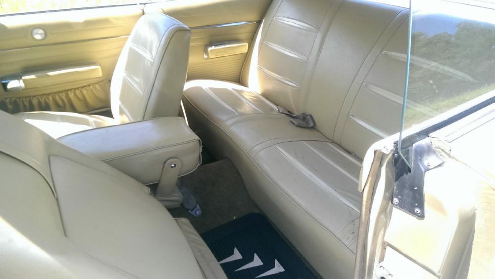 Used 1968 Dodge Charger Light Gold 383 Automatic 5-Spoke Wheels Very Sharp MOPAR!   Mundelein, IL