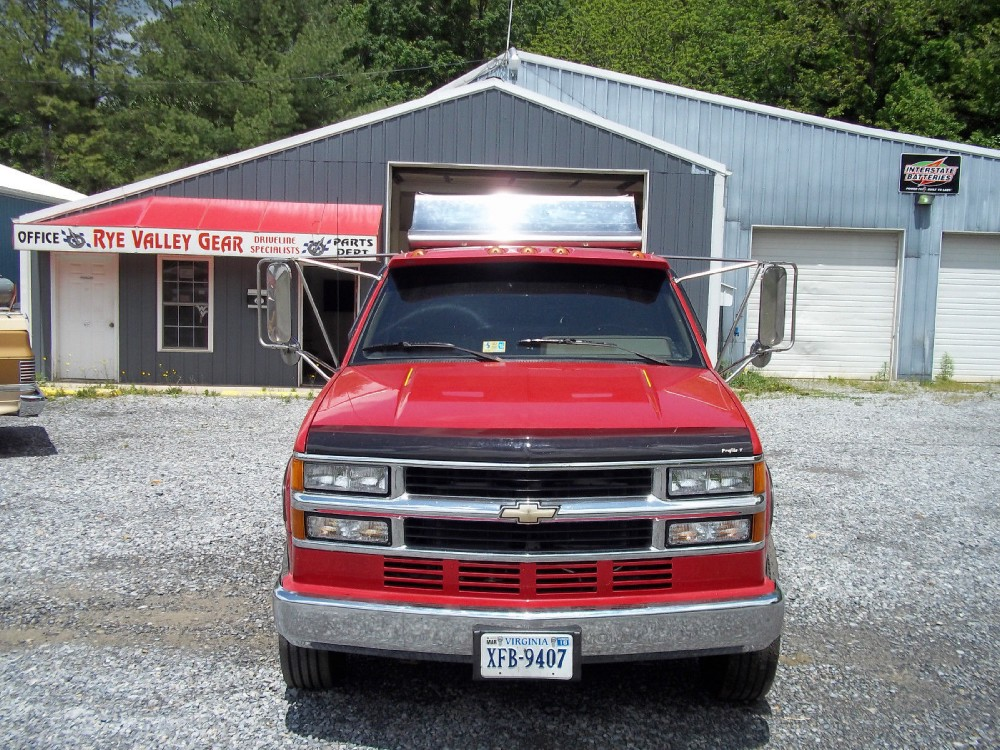 Used 1994 Chevrolet C3500 HD-CAR HAULER-RAMP/TOW TRUCK-FLATBED FROM VIRGINIA | Mundelein, IL
