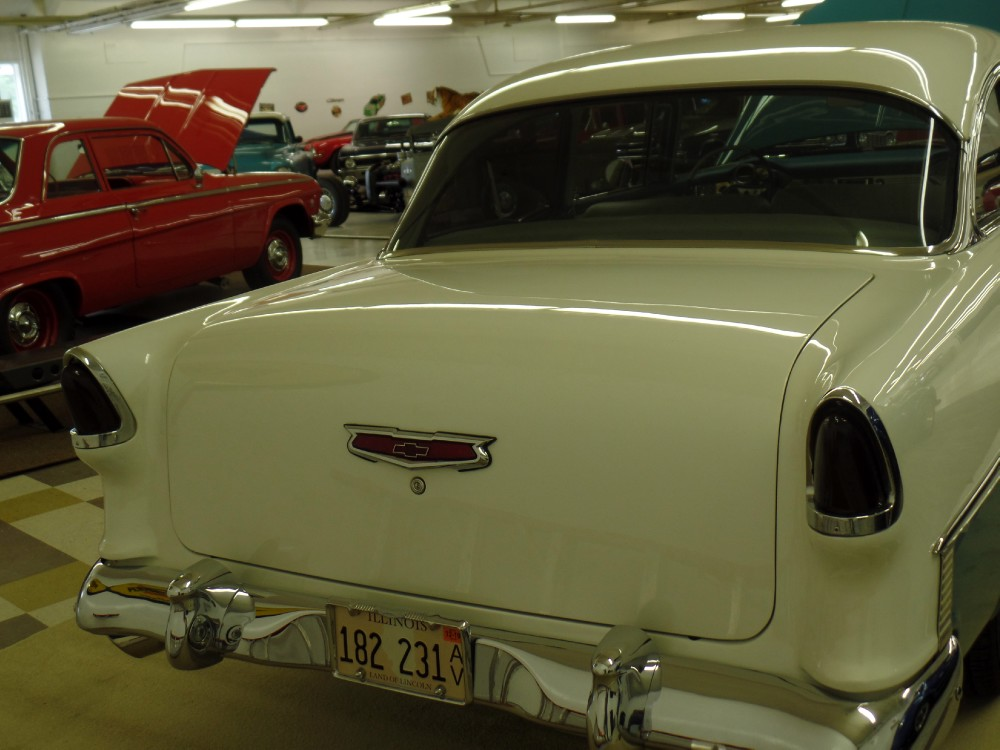 Used 1955 Chevrolet Bel Air SHOWROOM CONDITION-HIGH END 6 FIGURE BUILD- | Mundelein, IL