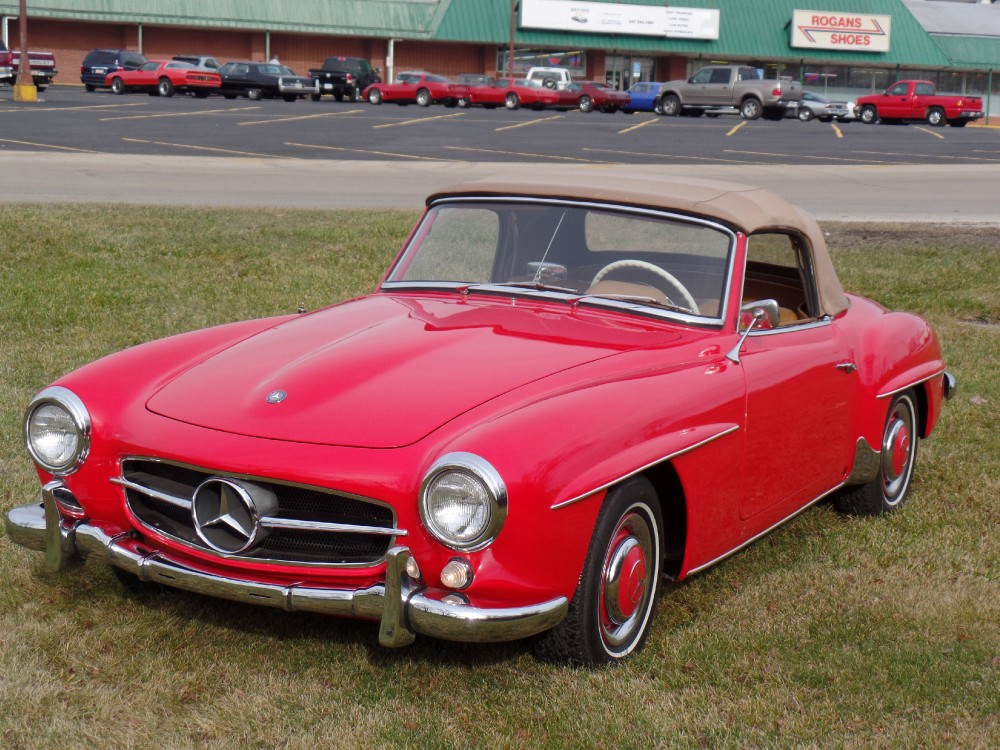 Mercedes Benz SL NEW LOW PRICEROADSTER JUST IN FROM - California mercedes benz dealers