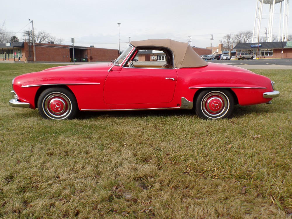 Used 1956 Mercedes Benz 190SL NEW LOW PRICE! ROADSTER JUST IN FROM  CALIFORNIA |