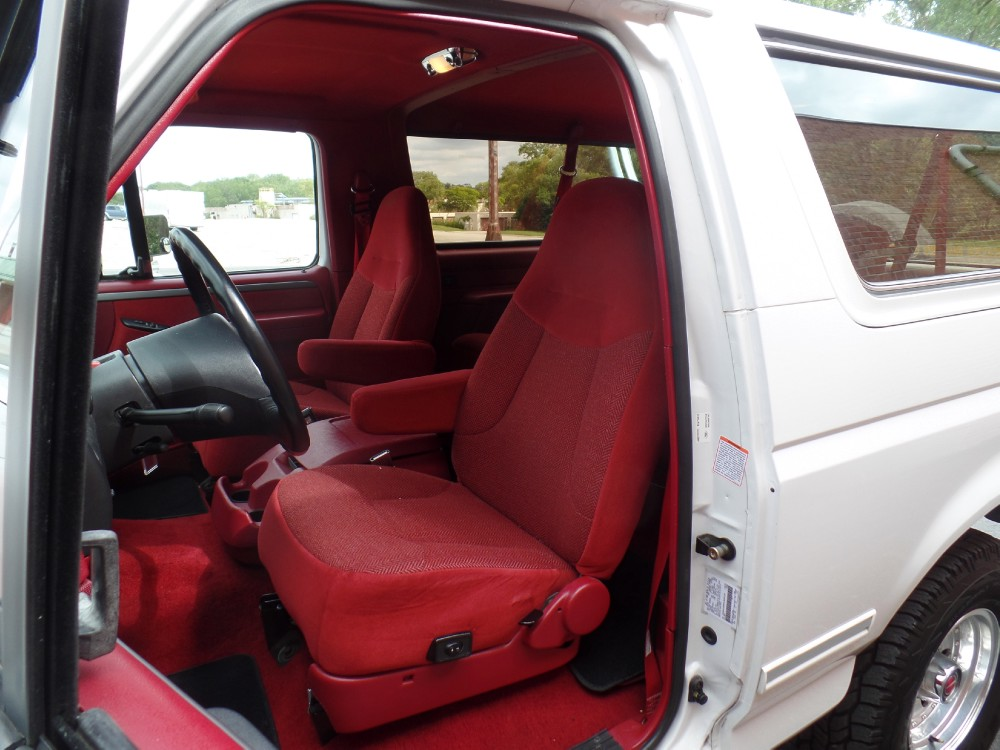Used 1993 Ford Bronco -LOW MILES-BONE STOCK-ALL ORIGINAL | Mundelein, IL