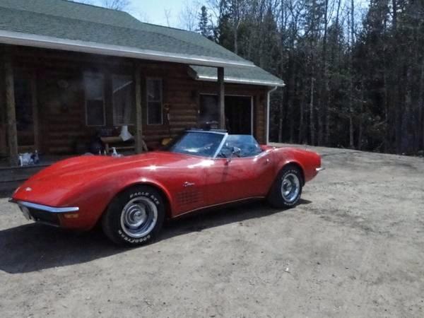 Used 1972 Chevrolet Corvette A.C. NICE DRIVER | Mundelein, IL