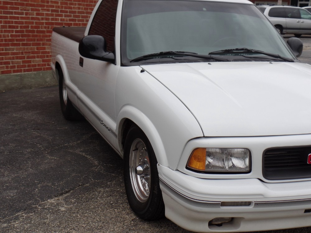 1994 Gmc Pickup Sonoma
