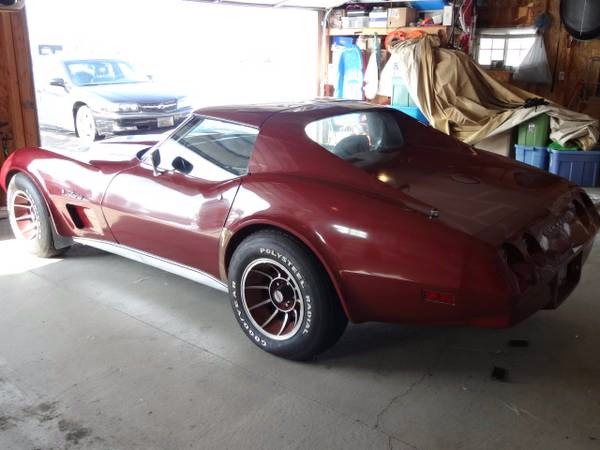 Used 1974 Chevrolet Corvette One Owner | Mundelein, IL