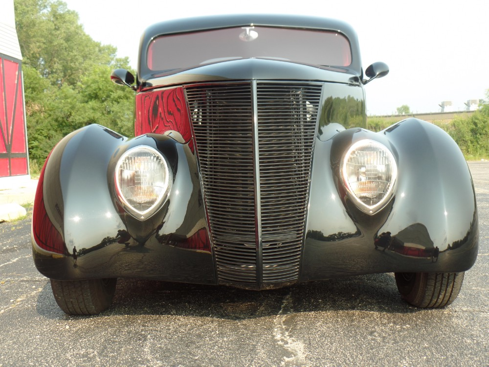 Used 1937 Ford Hot Rod / Street Rod 3 WINDOW-SHOW QUALITY-PRO TOUR-FUEL INJECTED-SEE VIDEO | Mundelein, IL