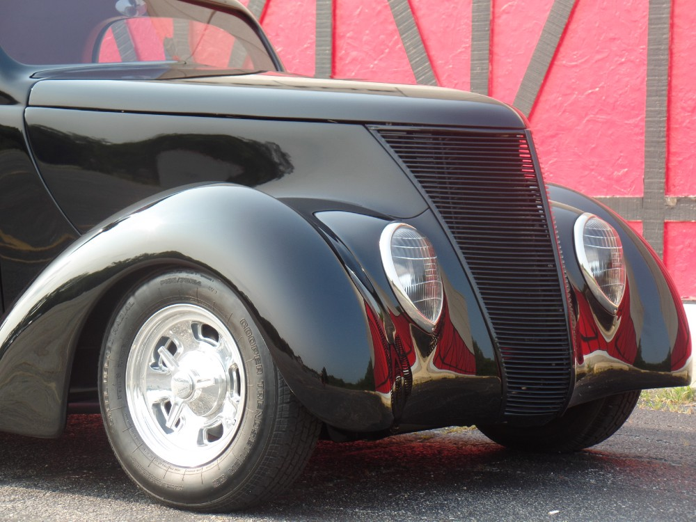 1937 Ford Coupe 3 WINDOW-SHOW QUALITY-PRO TOUR-FUEL INJECTED-SEE ...