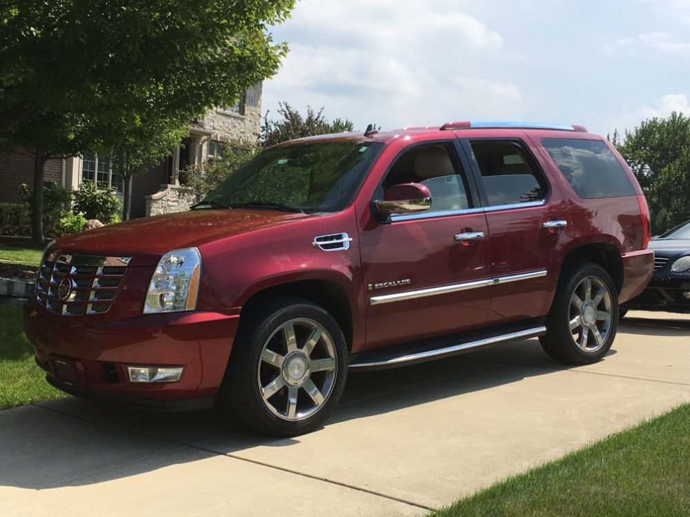 Used 2007 Cadillac Escalade - GOOD CONDITION- FULLY LOADED- | Mundelein, IL