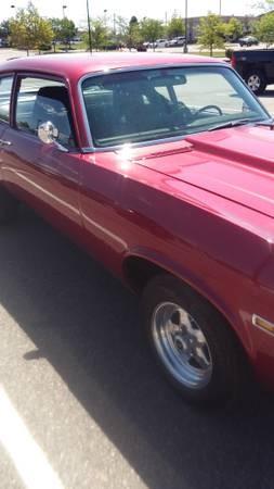 Used 1974 Chevrolet Nova -BEAUTIFUL BURGUNDY | Mundelein, IL