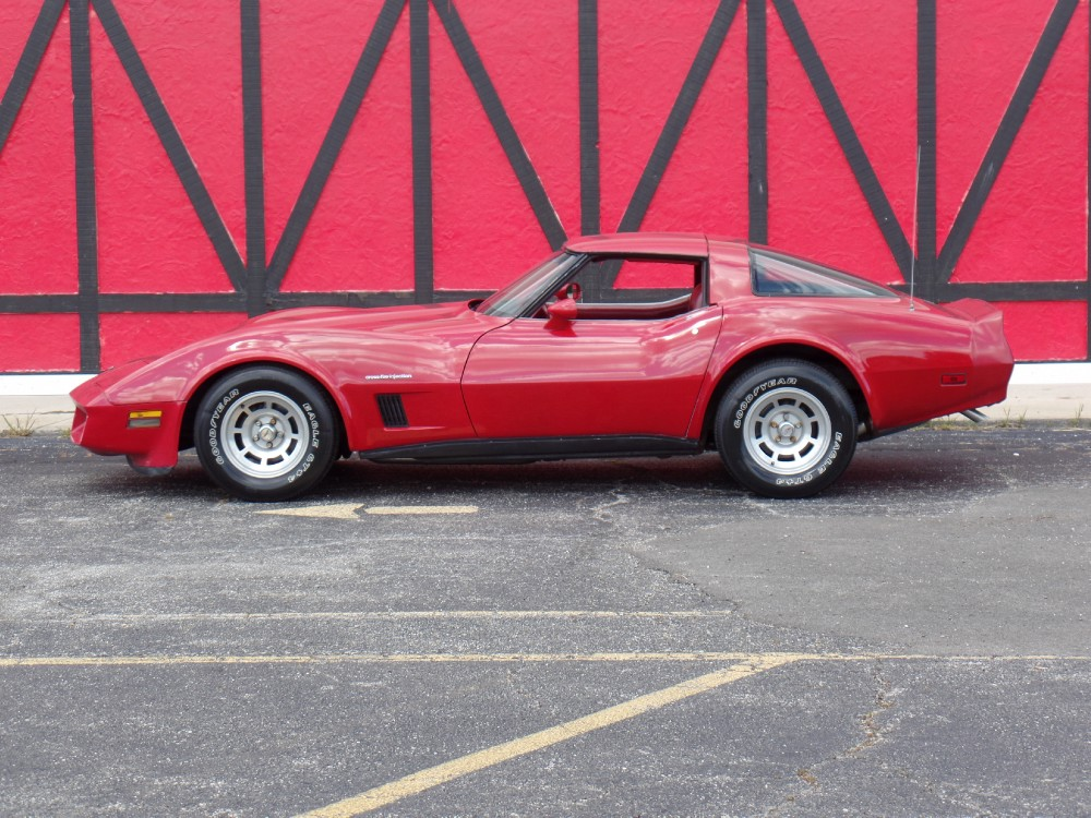 Used 1982 Chevrolet Corvette FUEL INJECTED-ALL ORIGINAL-SEE VIDEO | Mundelein, IL