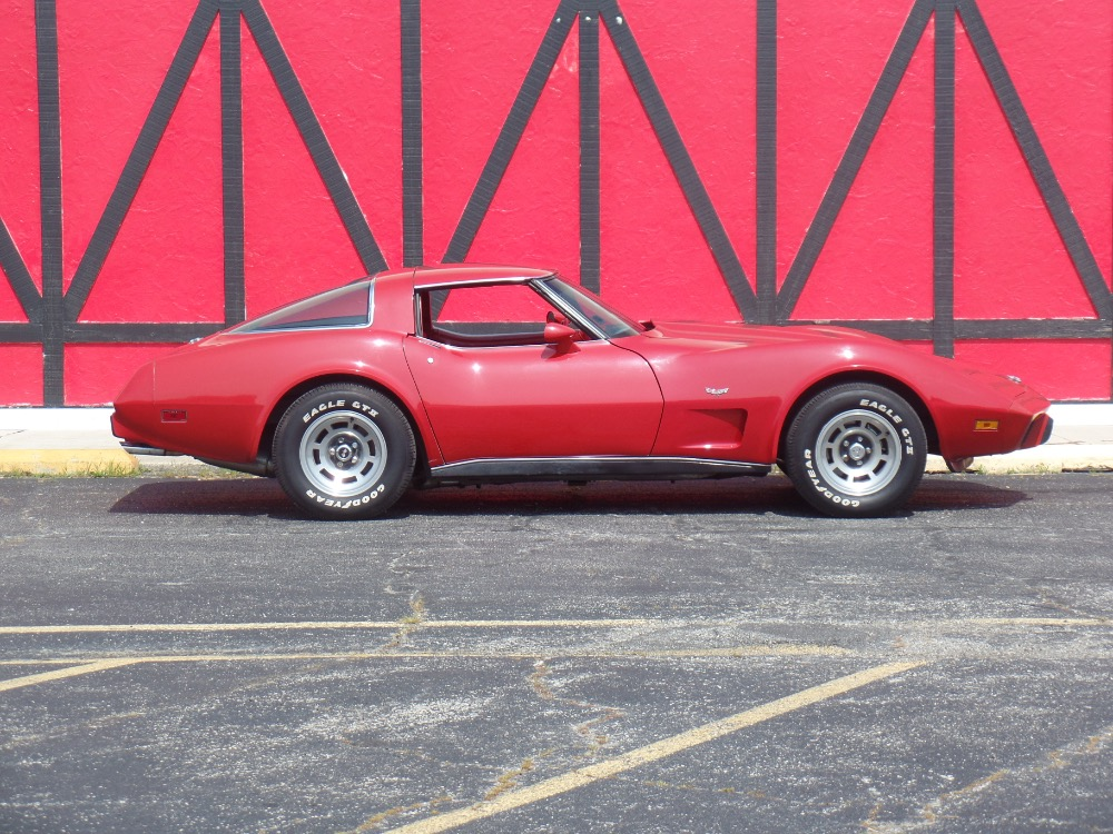 Used 1978 Chevrolet Corvette NUMBERS MATCHING WITH AC-ANNIVERSARY CAR-LOW MILES-SEE VIDEO | Mundelein, IL