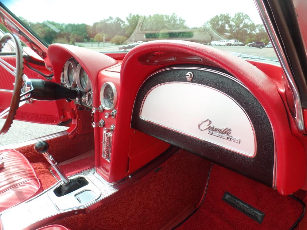 Used 1964 Chevrolet Corvette STINGRAY CONVERTIBLE-VERY NICE-SEE VIDEO   Mundelein, IL