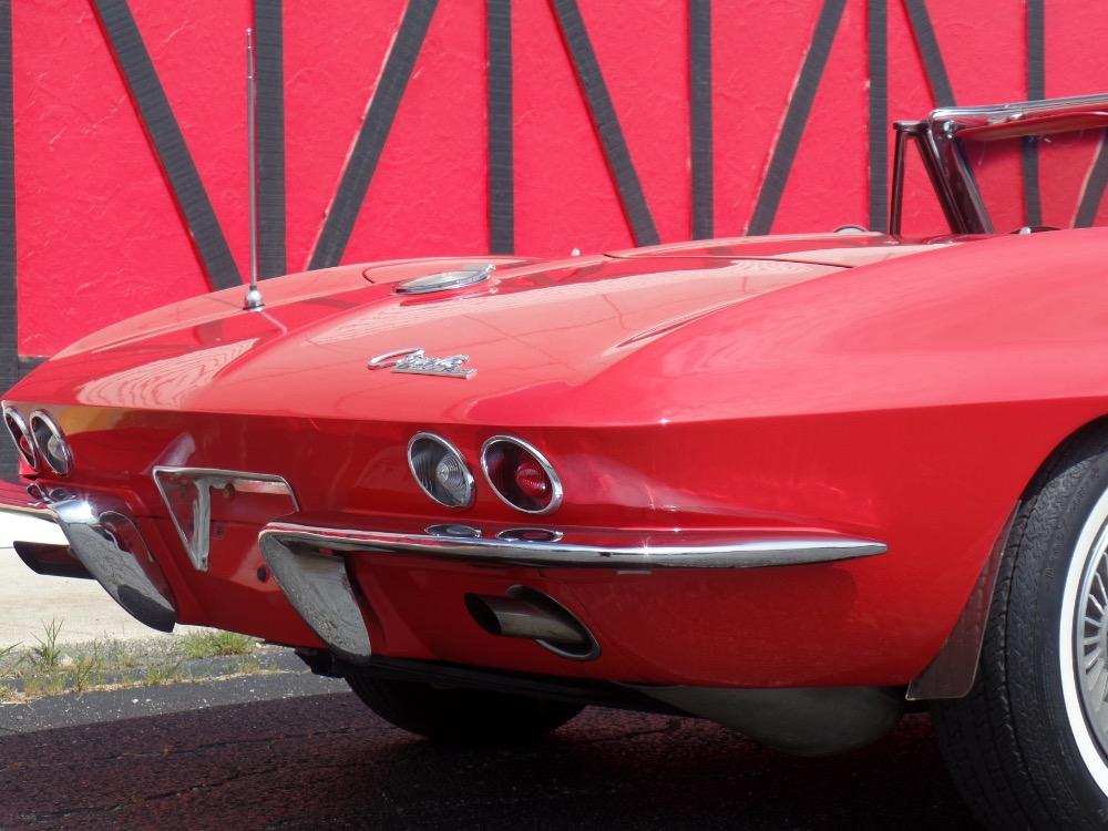 Used 1964 Chevrolet Corvette STINGRAY CONVERTIBLE-VERY NICE-SEE VIDEO | Mundelein, IL
