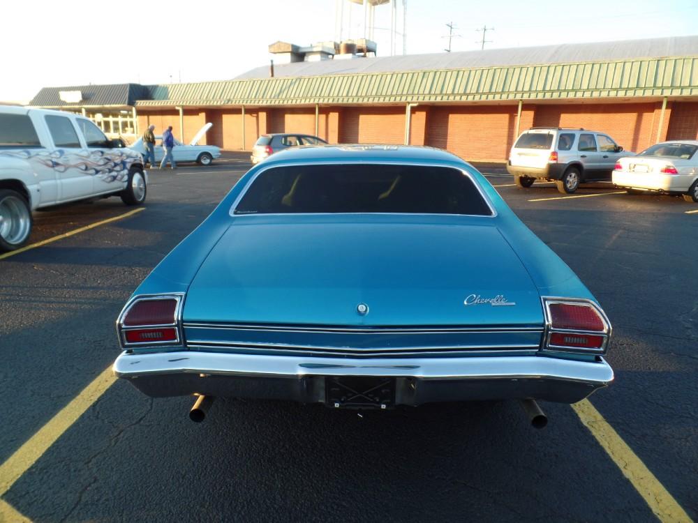Used 1969 Chevrolet Chevelle BUILT 383-NICE DRIVER | Mundelein, IL