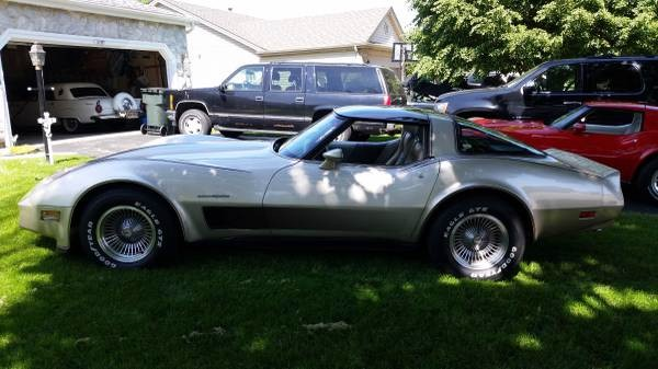 Used 1982 Chevrolet Corvette COLLECTOR EDITION FROM TEXAS | Mundelein, IL