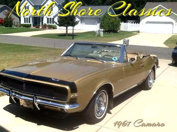 Used 1967 Chevrolet Camaro New Carpet - What a Gem! | Mundelein, IL