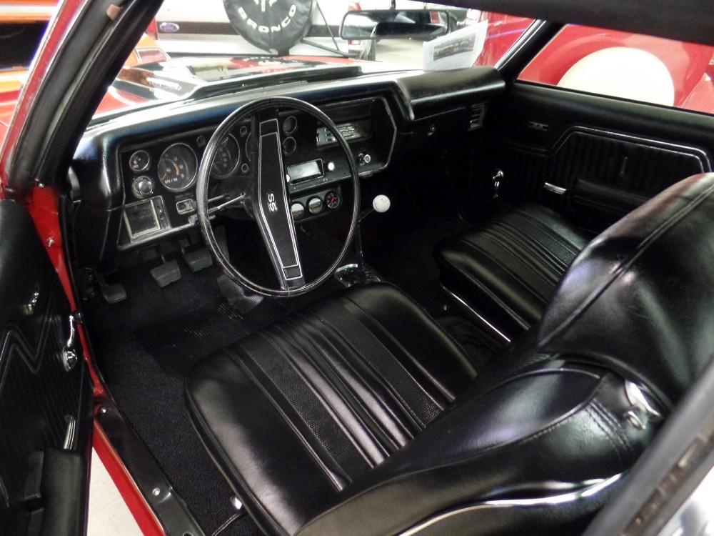 Used 1970 Chevrolet Chevelle SS - FRAME OFF RESTORATION | Mundelein, IL