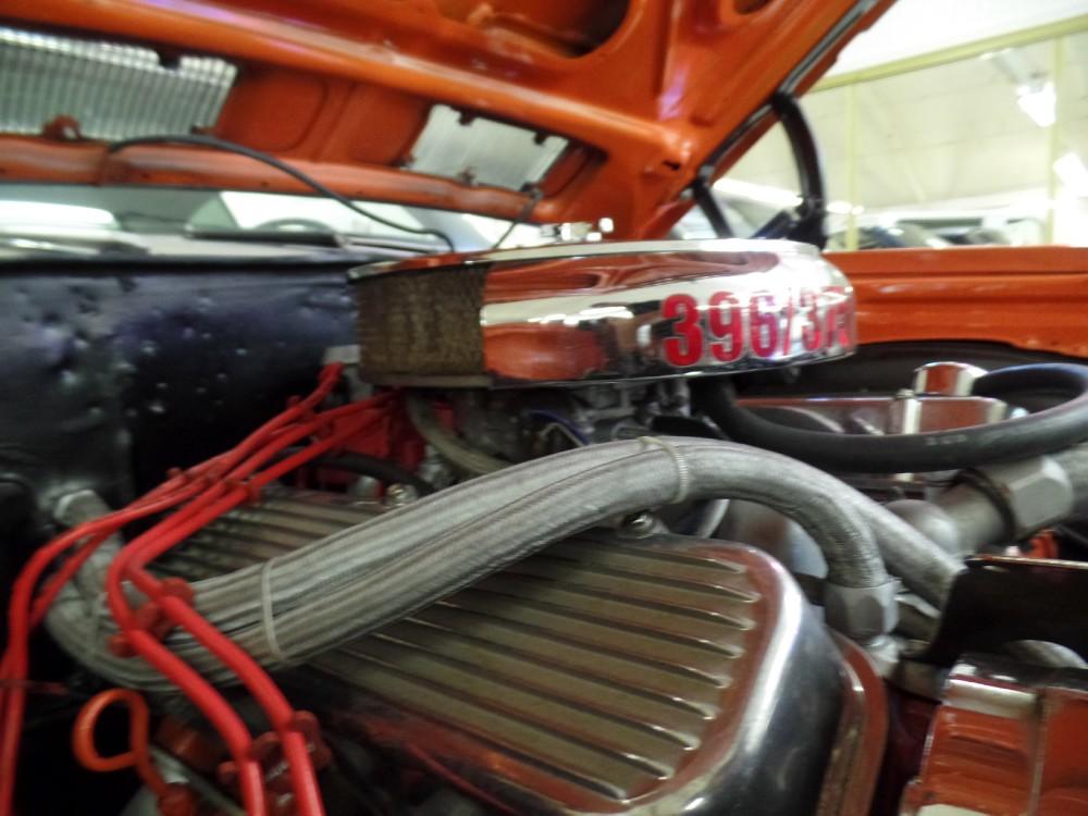Used 1969 Chevrolet Chevelle SS396-HUGGER ORANGE-SOLID BIG BLOCK-NEW PAINT | Mundelein, IL