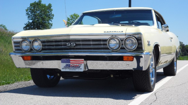 Used 1967 Chevrolet Chevelle SS 396- 4 Speed-SEE VIDEO | Mundelein, IL