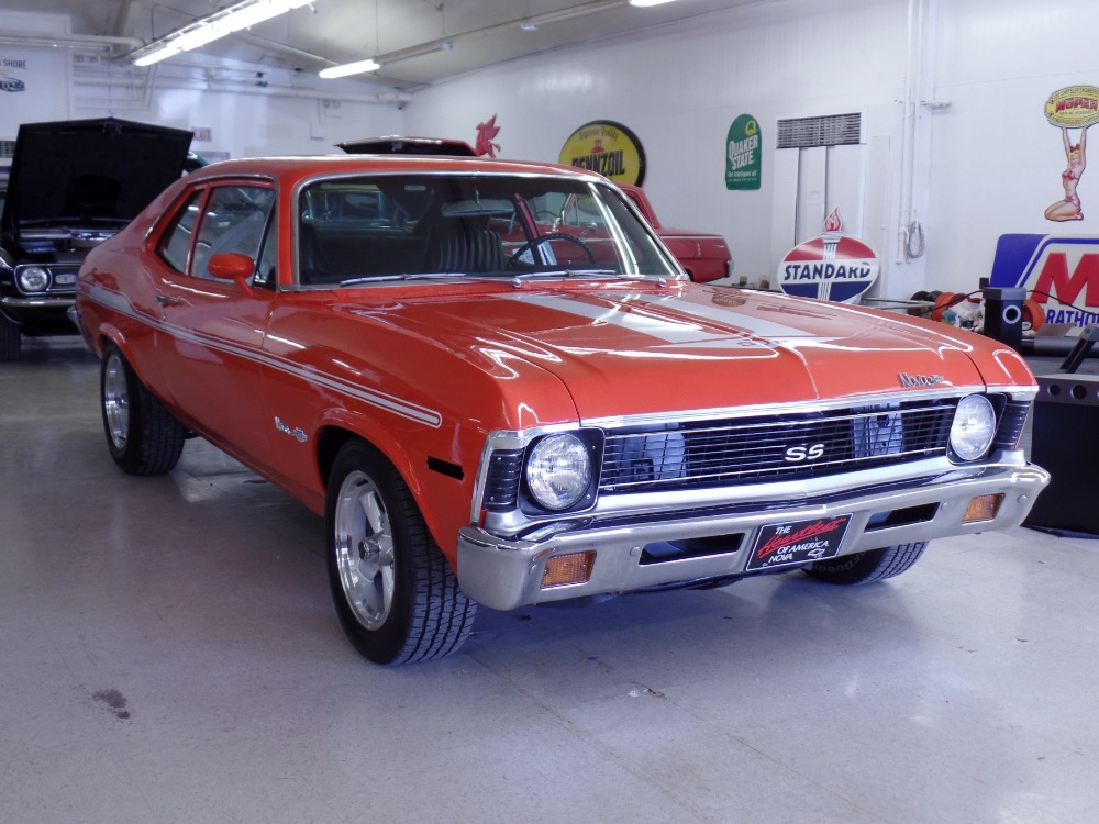Used 1971 Chevrolet Nova SS YENKO CLONE! TONS OF NEW PARTS- | Mundelein, IL