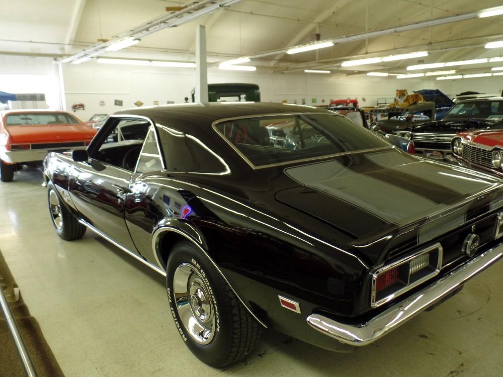 Used 1968 Chevrolet Camaro SS-JUST RESTORED BIG BLOCK | Mundelein, IL