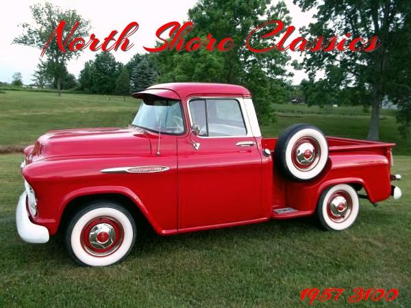 Used 1957 Chevrolet 3100 Pickup - Restored - Show Quality | Mundelein, IL