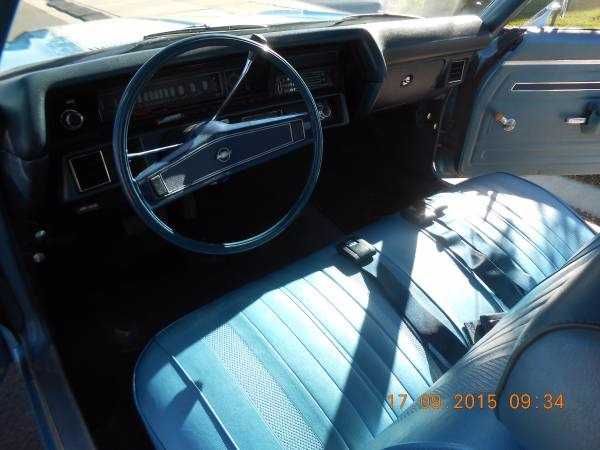 Used 1970 Chevrolet Chevelle Original broadcast sheet. What a Gem! | Mundelein, IL