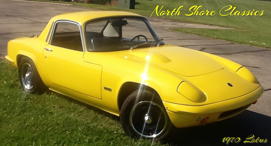 Used 1970 Lotus Elan S4 2 Owner Car | Mundelein, IL