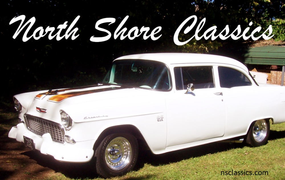 Used 1955 Chevrolet Bel Air Road or Track | Mundelein, IL