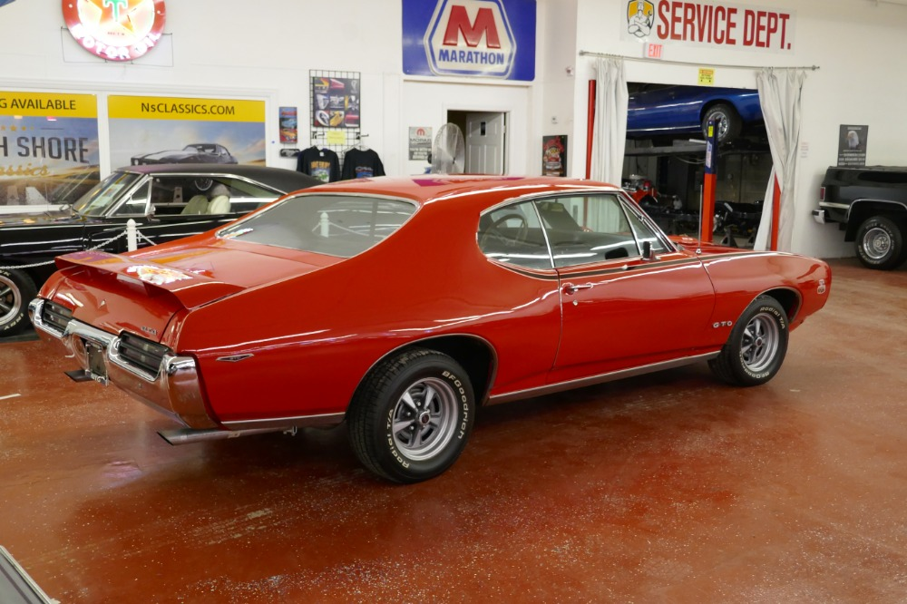 Used 1969 Pontiac GTO -WORKING AC-NICE PAINT-SUPER CLEAN-DRIVES GREAT-REAL VIN 242 GTO | Mundelein, IL
