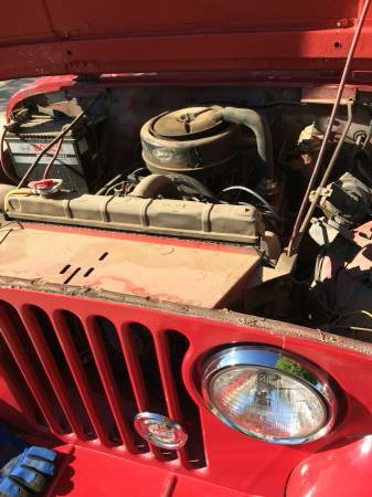 Used 1970 Chrysler Jeep Commando Original engine and transmission | Mundelein, IL