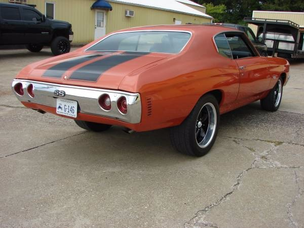 Used 1972 Chevrolet Chevelle Big Block-SEE VIDEO | Mundelein, IL