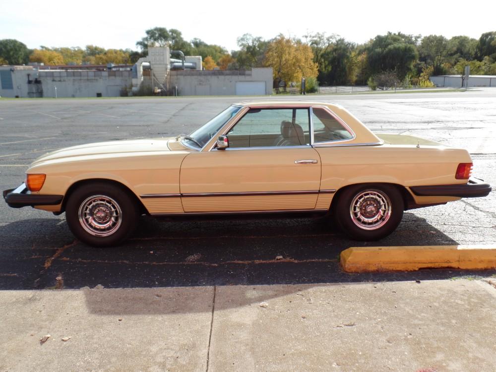 1979 mercedes benz 450sl garage kept stock 8579ilrp for for Nearest mercedes benz dealer