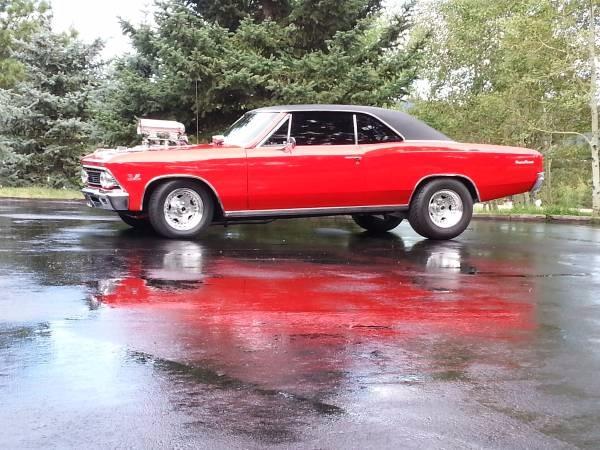 Used 1966 Chevrolet Chevelle SS-Show class winner | Mundelein, IL