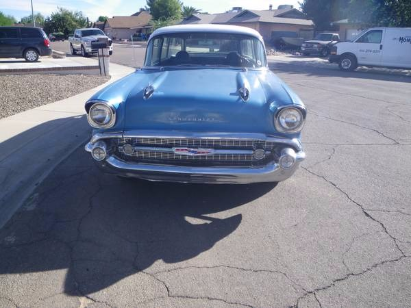 Used 1957 Chevrolet 210 Wagon Solid Vehicle | Mundelein, IL
